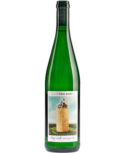 2018 Vidal Blanc